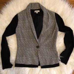 *HP* Barney's New York women's herringbone jacket